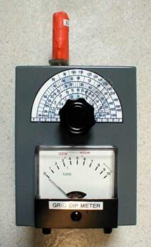 A Real Grid Dip Meter